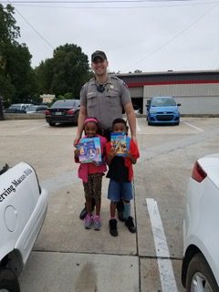 Book Giveaway in East Macon