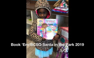 Bibb County Sheriff's Office's Annual Santa in the Park